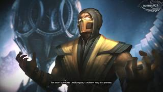 MK11 Scorpion ENDING (Mortal Kombat 11 Scorpion Klassic Tower ENDING)