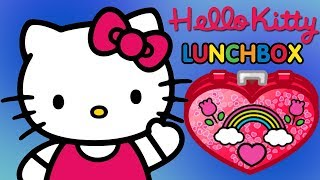 Hello Kitty Chef Cooking Games - Bake Decorate Cupcakes, Candy Food Lunchbox Kids App