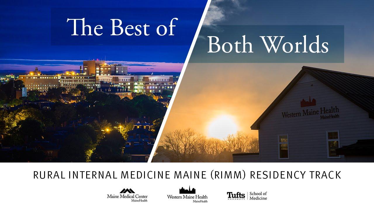 Residency Programs | Maine Medical Center | Portland, ME