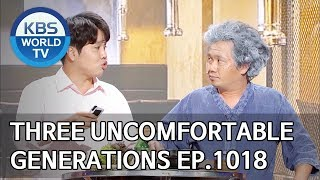 Three Uncomfortable Generations [Gag Concert / 2019.10.12]