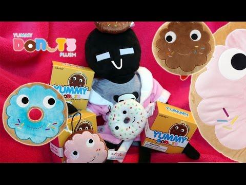 Blind Bag Happy Hour 15 Yummy Kidrobot Keycaps Desser