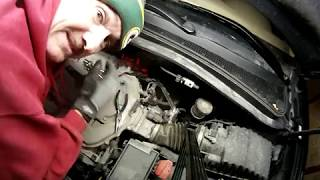 2013 Acura MDX #5 Spark plug replacement. Great Fun Video