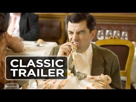 Mr. Bean's Holiday   1  PierreBenoist Varoclier Movie 2007 HD