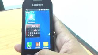 Samsung Wave S5330 (Review en español)