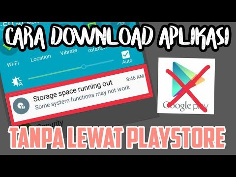 Cara Download Aplikasi Tanpa Playstore