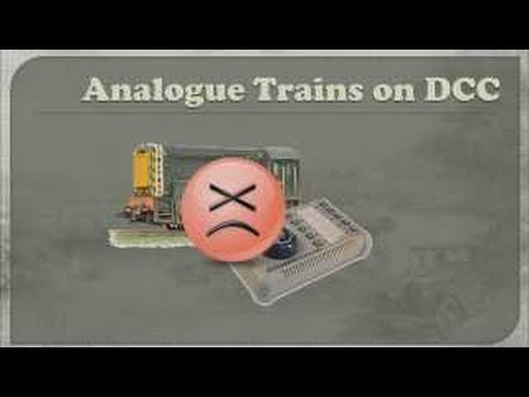 IMPORTANT For any new N-Gauge DCC modellers – Don't fry your locos.