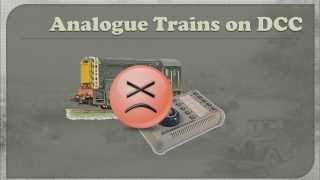 IMPORTANT For any new N-Gauge DCC modellers - Don