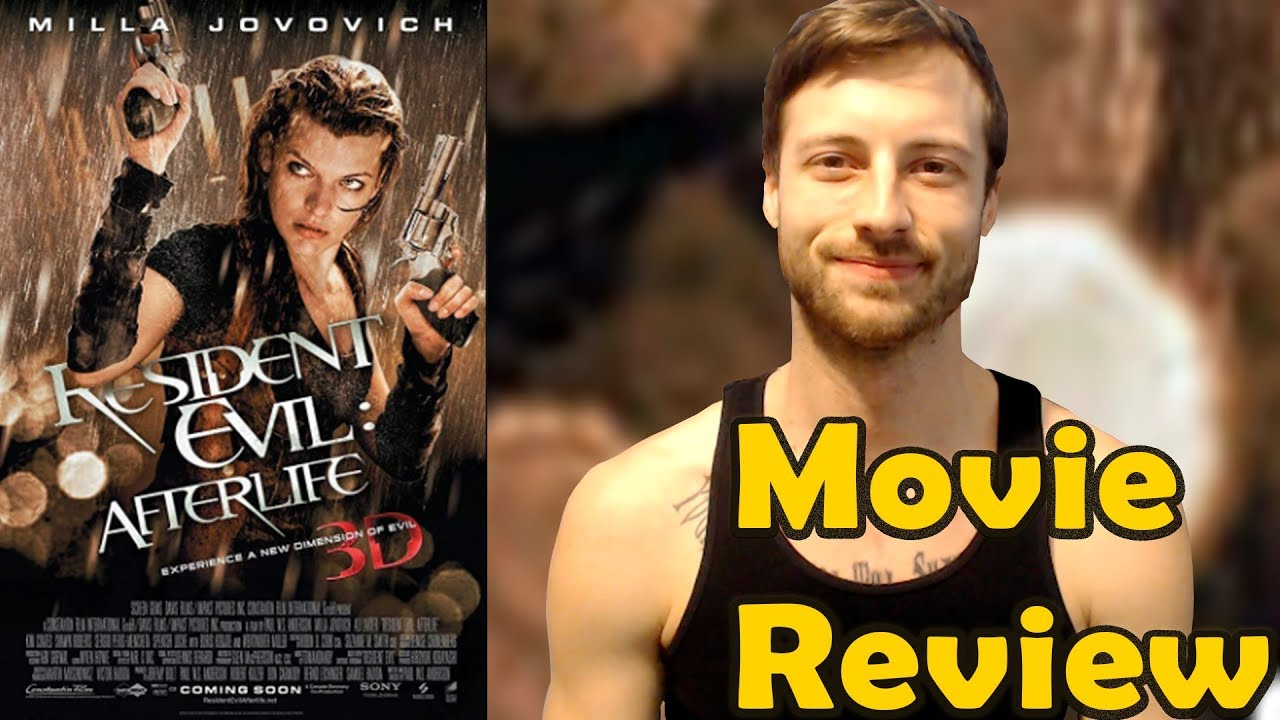 Resident Evil Afterlife 2010 Movie Review Non Spoiler Youtube
