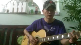 Áo Cưới Màu Hoa Cà (Guitar - Bolero)