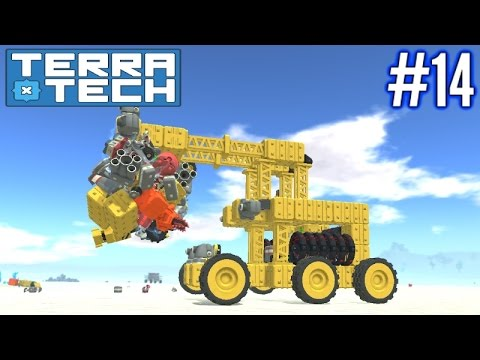 Terratech | Ep 14 | Mobile Magnet Crane Cleanup!
