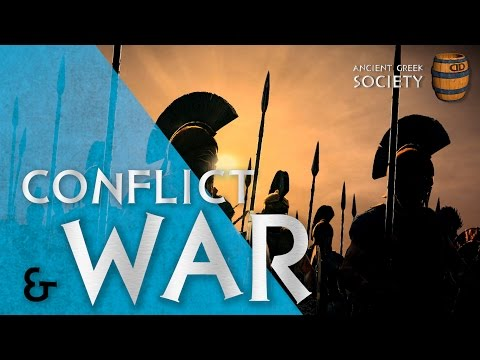 Conflict & War - Ancient Greek Society 06
