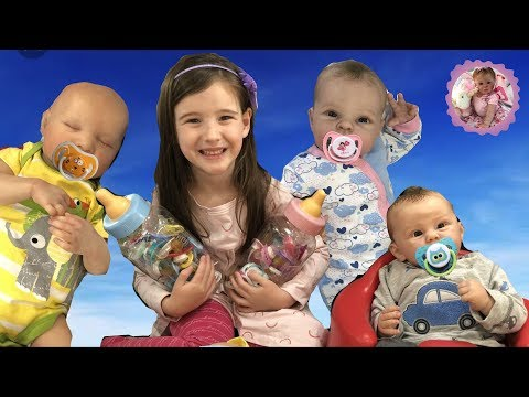 MASSIVE REBORN PACIFIER COLLECTION - HOW TO MAGNETISE -  TUTORIAL