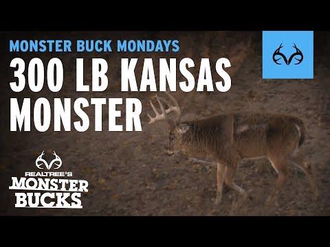 300 LB Whitetail From Kansas | Ben McDonald