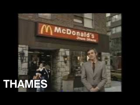 McDonalds | Fast Food | New York City | 1974