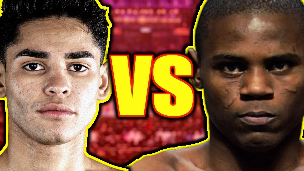 Ryan Garcia VS Javier Fortuna