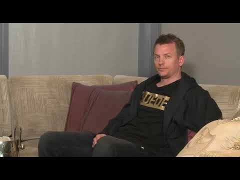 Kimi Räikkönen interview China 2018