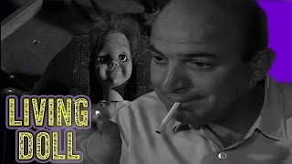 Talky Tina -- Living Doll -- Two Minute Twilight Zone Project -- Season 5, Episode 6