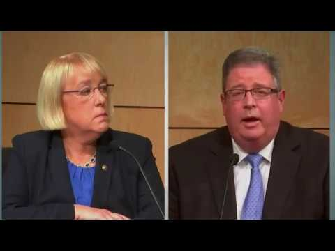 U.S. Senate Debate #2: Murray v. Vance