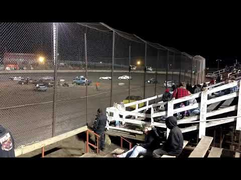 Macon Speedway Hornet feature 04-20-2019