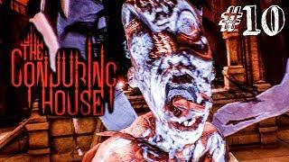 ХЭППИ ЭНД! ► The Conjuring House Прохождение #10 ► ИНДИ ХОРРОР ИГРА
