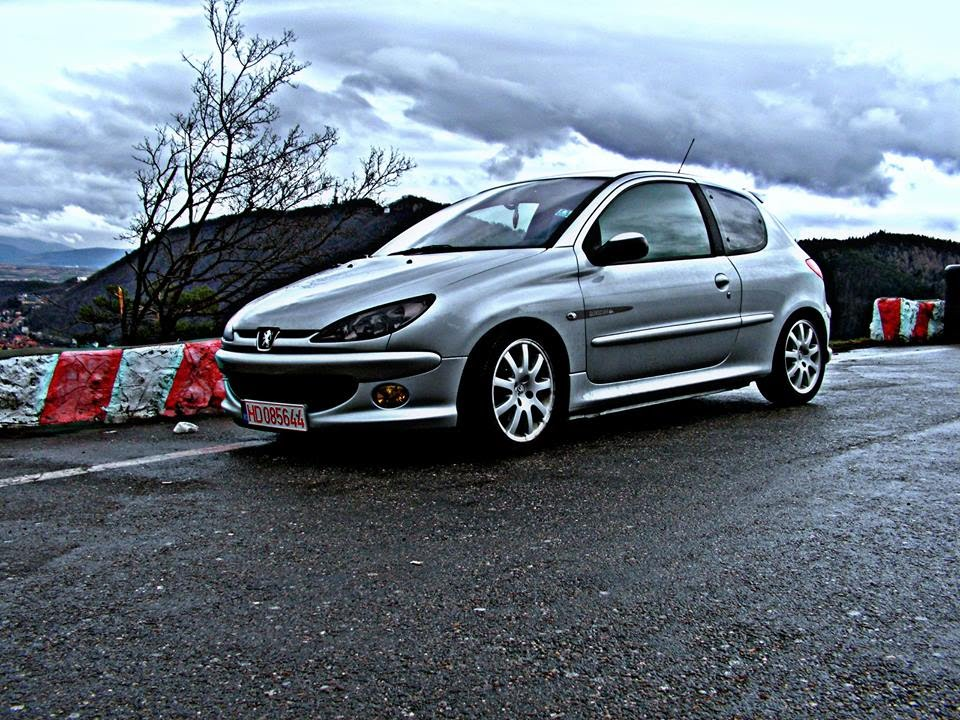 peugeot 206 1 6 hdi 110 stage 1 remap acceleration. Black Bedroom Furniture Sets. Home Design Ideas