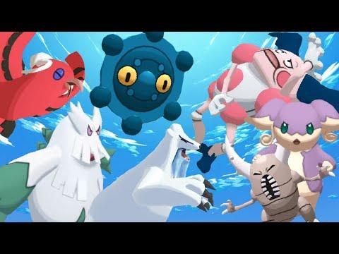 [ZU] Pinsir Unleashes It's Inner Fury! Pokemon Ultra Sun And Ultra Moon Wi-Fi Battle #108 (1080p)