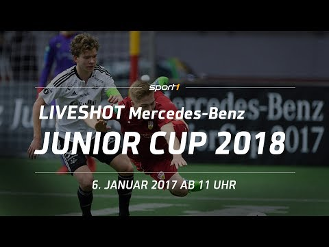 ReLIVE | Hallenfußball | Mercedes-Benz Junior Cup | 06.01.2018 | SPORT1