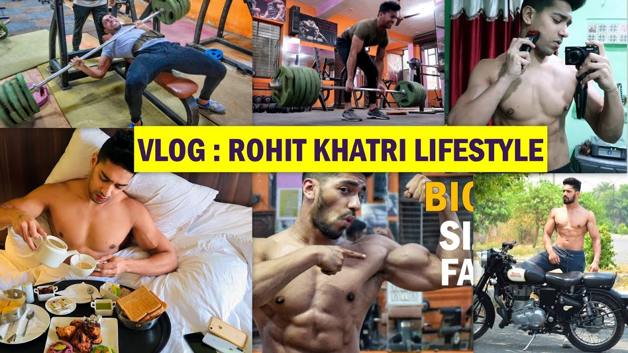 Day In My Life - Rohit Khatri Lifestyle [VLOG]