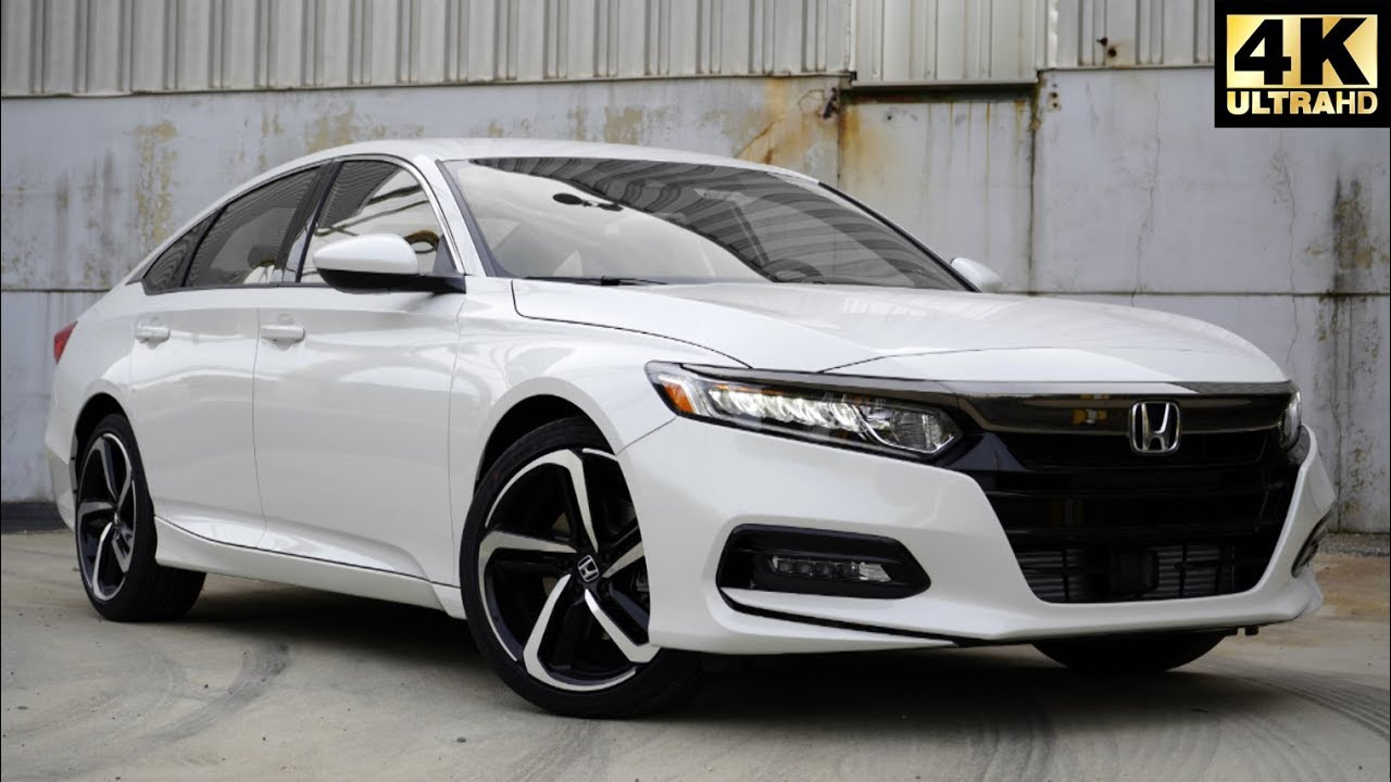 Honda Accord Sport >> 2020 Honda Accord Review   The Best Midsize Sedan? - YouTube