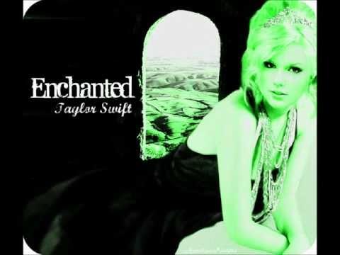 [HD] [Lyrics] Enchanted - Taylor Swift [HQ]