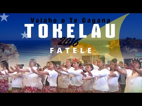 Tokelau Language Week (Auckland NZ) - Fatele 2016