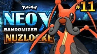 WHAT EVEN IS THIS GAME! • Pokémon Neo X Randomizer Nuzlocke • Part 11