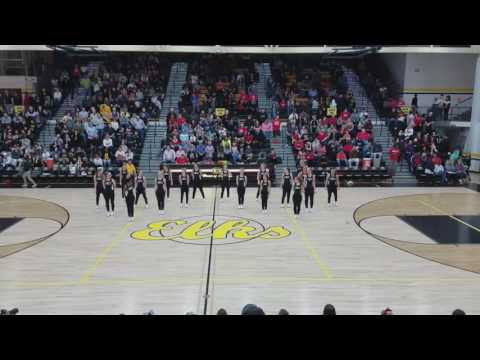 Senior Night Centerville Coeds 2017