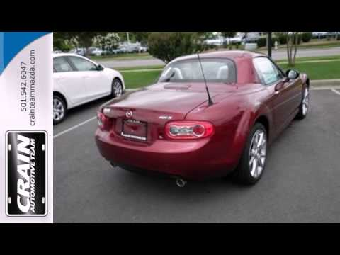 2013 mazda mx 5 miata little rock ar bryant ar 3ma6512. Black Bedroom Furniture Sets. Home Design Ideas