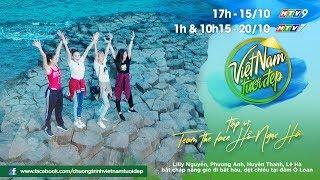 Team Hồ Ngọc Hà bất chấp nắng gió đi bắt hàu, dệt chiếu tại đầm Ô Loan   Việt Nam Tươi Đẹp