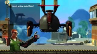 Bionic Commando Rearmed 2 - GameTrailers Review Pod