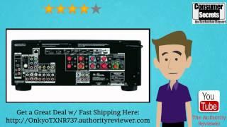 review sale onkyo tx nr737 7 2 ch dolby atmos ready network a v receiver