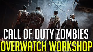 Call of Duty Zombies Demo | Overwatch Workshop | Coming Soon