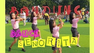 Download lagu Dance SENORITA in Alun2 Bandung | CR | Ko t'Deva | Fie'be dance