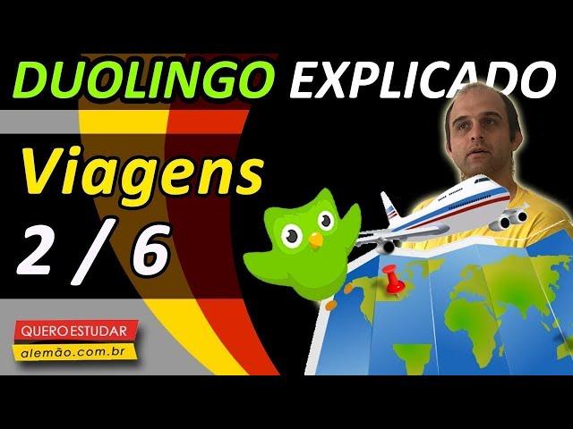 #71 - Curso de alemão gratuito - Viagens 2/6