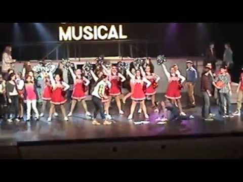 DC Everest Presents High School Musical on Stage