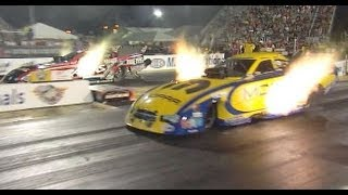 2013 AAA Insurance NHRA Midwest Nationals Friday Highlights