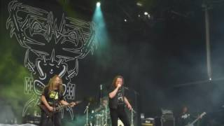 VOIVOD [Into The Grave - August 13, 2016]