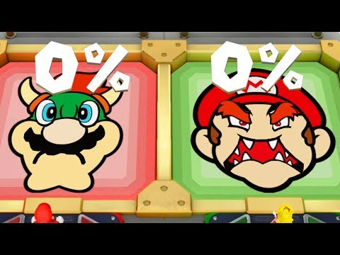Super Mario Party - All 2 vs 2 Minigames (2 Players)