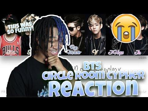 (방탄소년단) BTS - OUTRO: Circle Room Cypher - REACTION