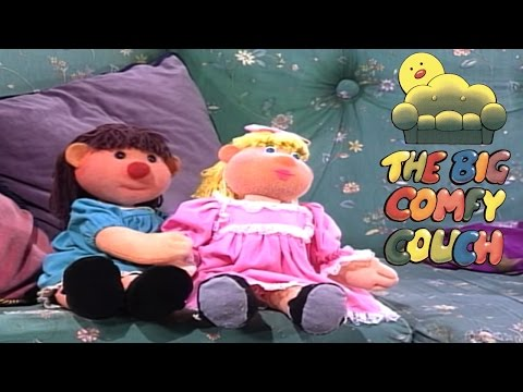 BABS IN TOYLAND - THE BIG COMFY COUCH - SEASON 2 - EPISODE 1