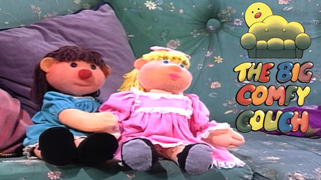 BABS IN TOYLAND   THE BIG COMFY COUCH   SEASON 2   EPISODE 1   YouTube