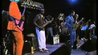 Ornette Coleman & Prime Time feat Jamaaladeen Tacuma - Cologne 1987