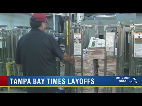 Tampa Bay Times to undergo layoffs