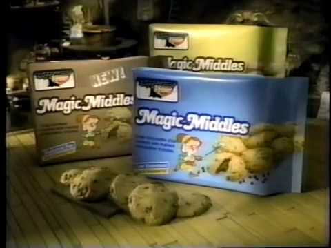 Keebler Magic Middles Commercial 1990